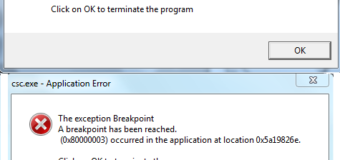 Schritte zum Reparieren von Werfault.exe Fehler in Windows 10, 8, 8.1.7