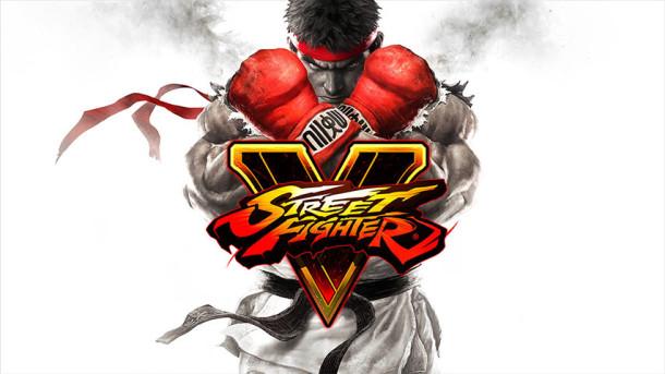Street Fighter 5 starten