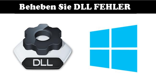 DLL-Fehler reparieren