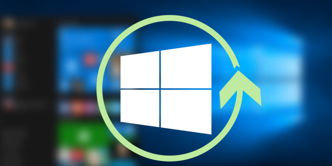 Windows 10 Neuinstallationsprozess