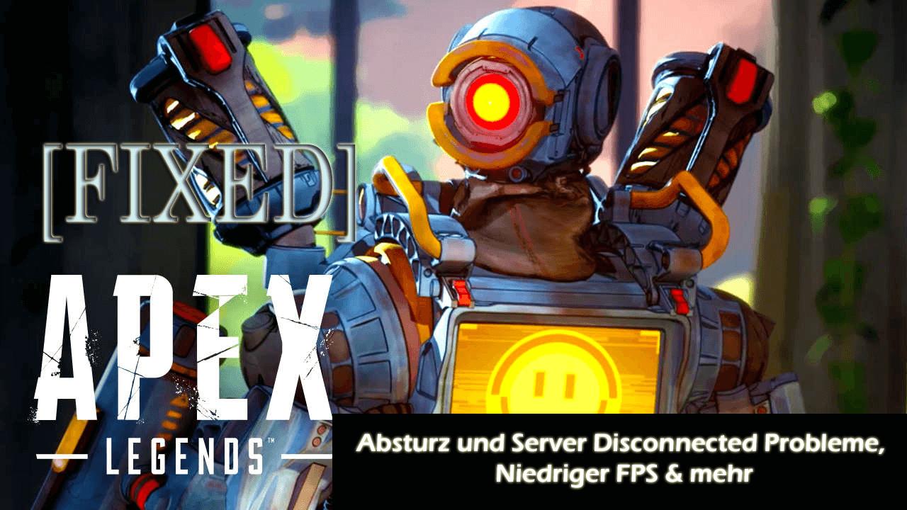 Apex-Legends Fehler