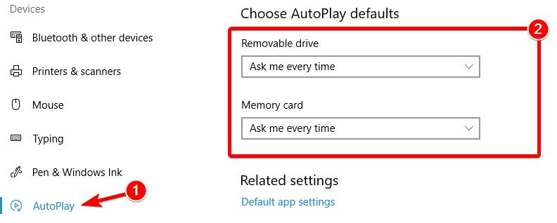 Windows 10 Autoplay Funktioniert Nicht